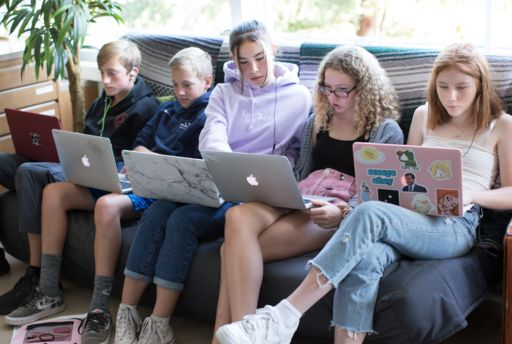 Kids and Digital Content Creation